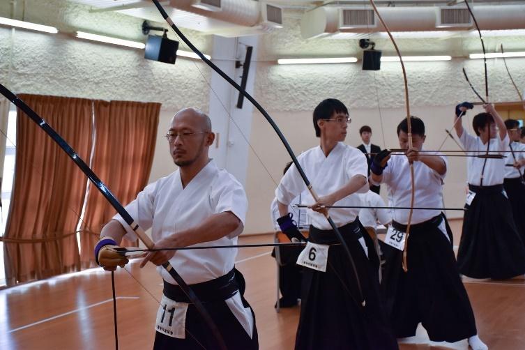 弓道體驗活動 2
